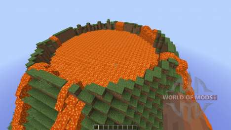 Volcano World for Minecraft