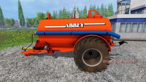 Abbey 2000R for Farming Simulator 2015