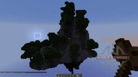 Floating islands Pack 1 for Minecraft