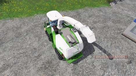 Krone Big X 1100 [color edition] for Farming Simulator 2015