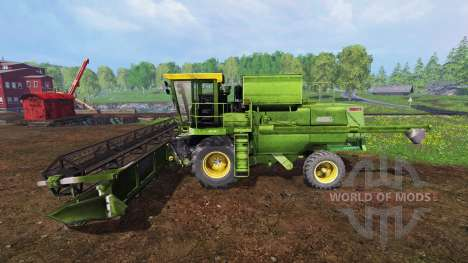 Don-1500 v2.0 for Farming Simulator 2015