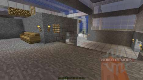 Entrack A PvP Map for Minecraft