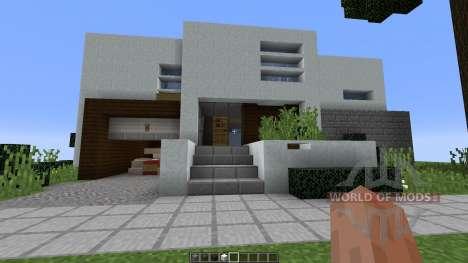 Distortion for Minecraft