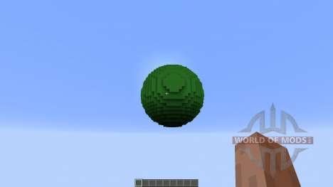 Planets for Minecraft
