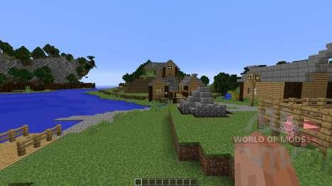Arginia for Minecraft