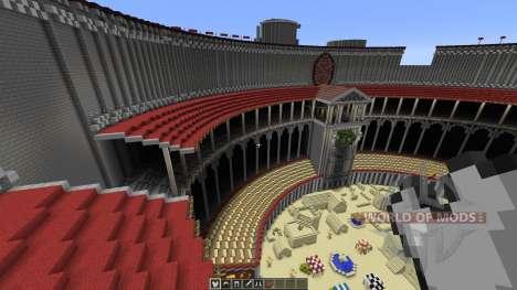 Massive PvP Arena for Minecraft