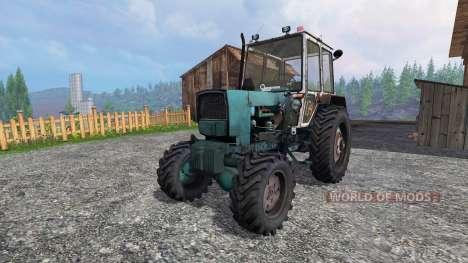 UMZ-CL v2.1 4x4 for Farming Simulator 2015