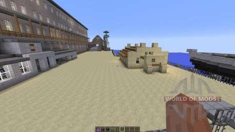 Alcatraz Island for Minecraft