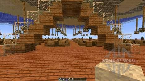 Skull Mountain Restaurant for Minecraft