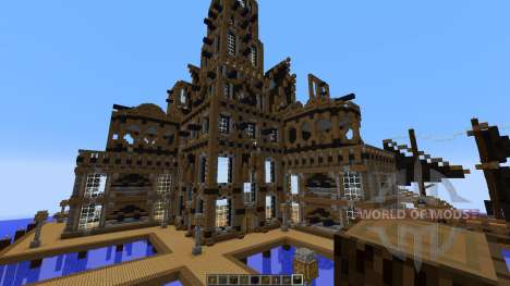 Dreadfort Palace for Minecraft