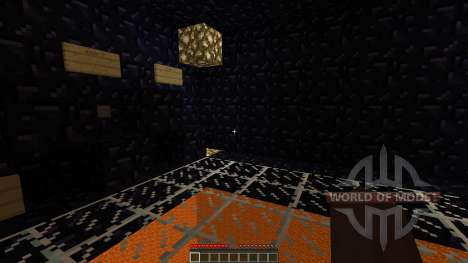 Lava Layer Pvp for Minecraft