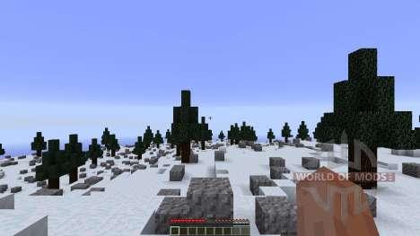 Esngen Island for Minecraft