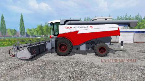 Torum-740 for Farming Simulator 2015