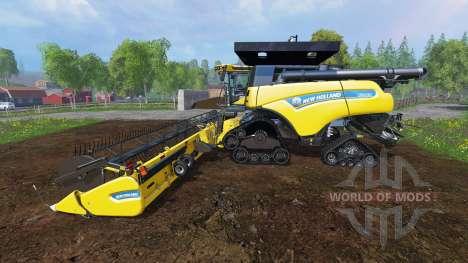 New Holland CR10.90 [ATI] quadtrac for Farming Simulator 2015