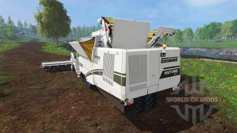 Grimme Tectron 415 v1.1 for Farming Simulator 2015