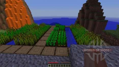 The Volcanic Island of Honala for Minecraft