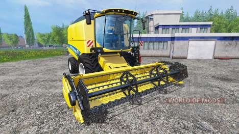 New Holland TC4.90 for Farming Simulator 2015