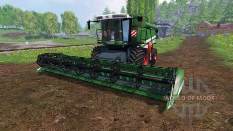 Fendt 9460 R v1.2 for Farming Simulator 2015