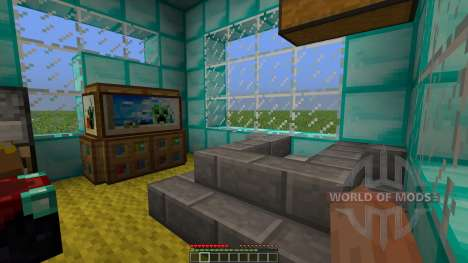 Serenity Mansion for Minecraft