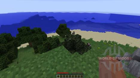 Forest Island for Minecraft