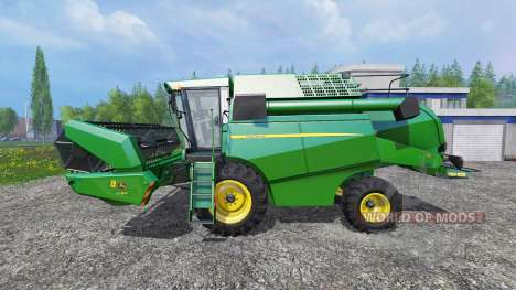 John Deere W330 for Farming Simulator 2015