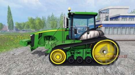 John Deere 8360RT for Farming Simulator 2015