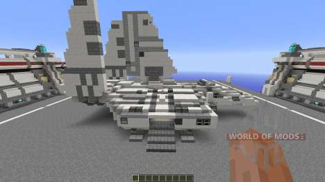 Star Wars Vehicle Collection for Minecraft