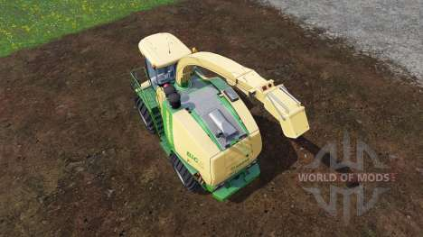 Krone Big X 1100 [crusher] for Farming Simulator 2015