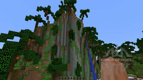 Breeze Island 2 for Minecraft