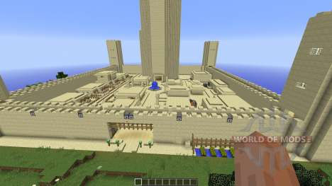 The City of Sand for Minecraft