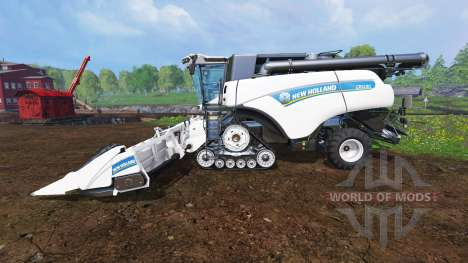 New Holland CR10.90 [white] for Farming Simulator 2015