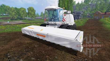 Krone Big X 1100 v1.4 for Farming Simulator 2015