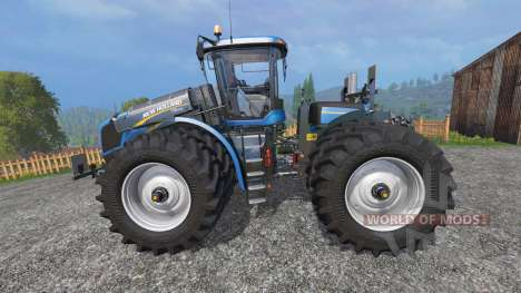 New Holland T9.565 Duel Wheel v2.0 for Farming Simulator 2015