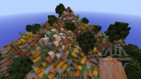 Survival In The Sky for Minecraft