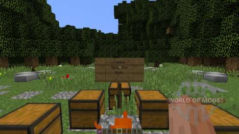 Forest for Minecraft
