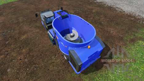 Kuhn SPV 14 v2.1 for Farming Simulator 2015