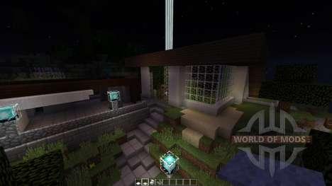Unmei Modern Minimalist Home for Minecraft