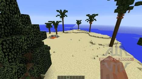 Suchers Lost Island for Minecraft