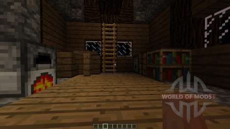 Nordic House for Minecraft