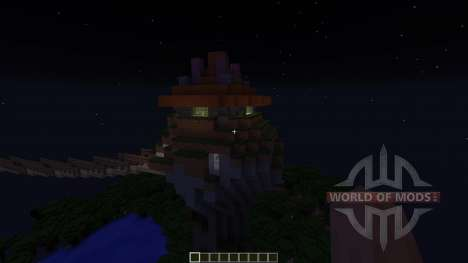 Wizard Village for Minecraft