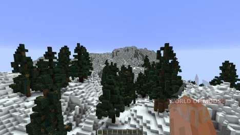 The Ridge for Minecraft