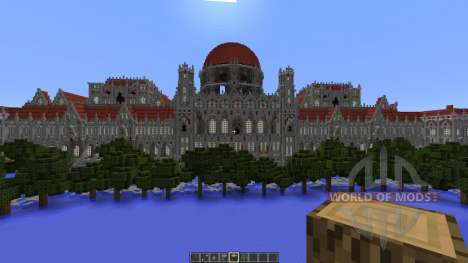 Ceretien Palace for Minecraft