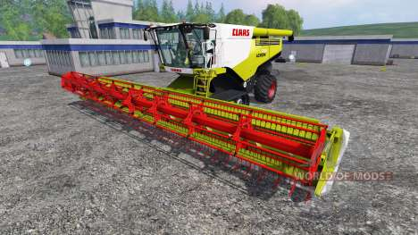 CLAAS Lexion 780TT v2.2 for Farming Simulator 2015