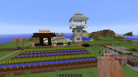 Minecraft Map-CakeLand for Minecraft