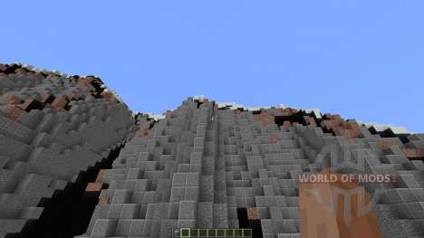 Super Realistic Mountainzzz for Minecraft