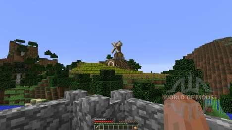 Hobbiton for Minecraft