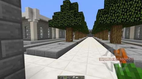 Large City for Minecraft