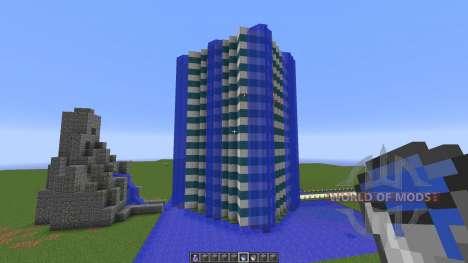 Night Club: Big Splash for Minecraft