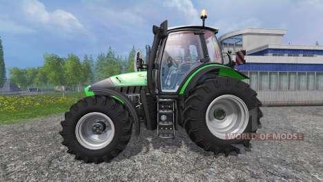 Deutz-Fahr Agrotron 430 TTV for Farming Simulator 2015
