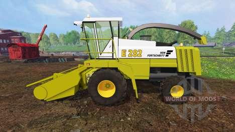 Fortschritt E 282 for Farming Simulator 2015